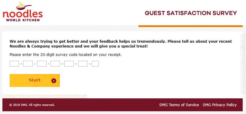 www.tellnoodles.com survey