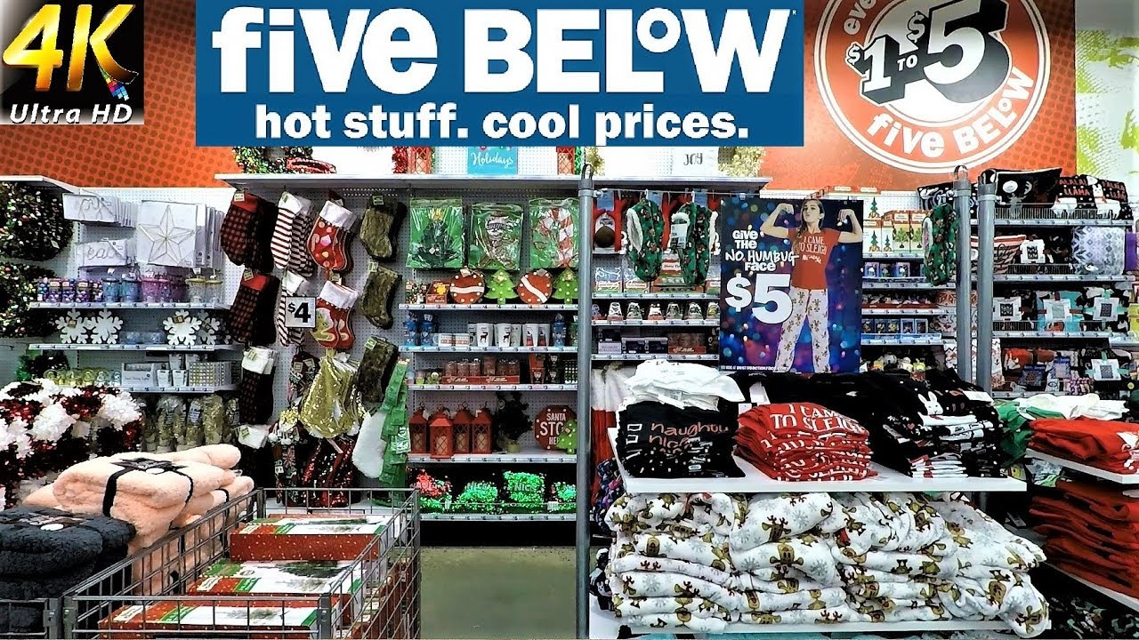 FiveBelow Survey