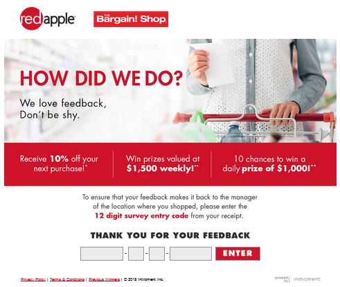 BargainShoplistens